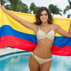 Another Miss Universe From Colombian.
