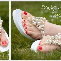Como hacer unas sandalias elegantes